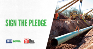 Sign the Bakken Pipeline Pledge of Resistance